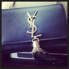 YSL Cassandre Tassel bag love it!