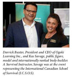 The annual Vision Quest Conference & Trade Show was held May 15 to 17 at the . Vision Quest, Northwest Territories, Convention Centre, Trade Show, Conference, Hold On, Public, United States, Canada