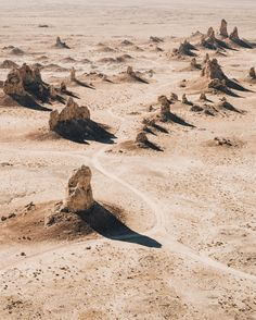 Trona Pinnacles - by veekster Victoria Wright, Death Valley, Post Apocalyptic, Southern California, Interesting Stuff, Spaces, Usa, Film, World