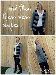 pull stripes tuto