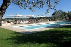 Agricamping Romita Tavarnelle di Pesa in Toscane, super mooie locatie ook ten opzichte van steden zoals Siena, Florence en Pisa.