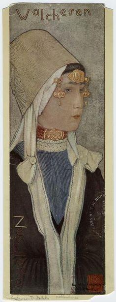 Walcheren, by Nico W. Jungman, New York Public Library