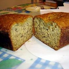 Quick and Easy Banana Loaf @ allrecipes.com.au - THIS IS TO DIE FOR! THE BEST BANANA CAKE RECIPE EVER! :)