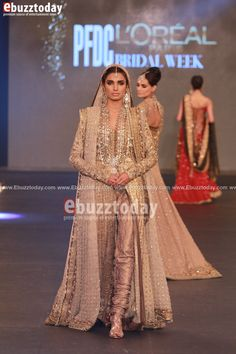 Sana Safinaz - PFDC L'Oréal Paris Bridal Week 2013 - Entertainment News by EbuzzToday - Entertainment News by EbuzzToday