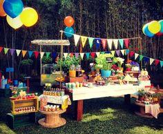 Festa infantil no jardim: veja inspirações - Blog do Elo7