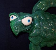 Frankie Two Guns - Fish With Attitude - Turtle #Whimsical