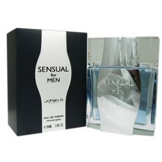 Introducing Johan B Sensual Eau de Toilette Spray for Men 28 Ounce. It is a great product and follow us for more updates!
