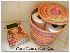 Design e Decoração- Blog de Decoração: Organizando e decorando o banheiro