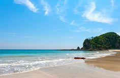 入田浜 Scenery, Ocean, Beach, Water, Travel, Outdoor, Minami, Gripe Water, Outdoors