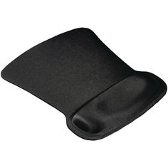 Allsop Ergoprene Gel Mouse Pad With Wrist Rest (black). Ergoprene-foamed gel conforms to wrist for maximum comfort & support Revolutionary design permits natural hand & wrist movement Tracking surface provides smooth & precise mousing Nonskid natural rubber back Black