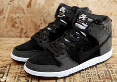 new products 61c06 6b2d2 Civilist x Nike SB Dunk Hi Nike Sb Dunks, Sneaker Magazine, Nike Men,