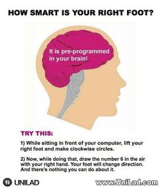 Omg this is crazy! I tried it many times and it works, wow!