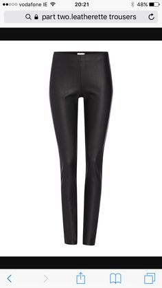 Leather Pants, Black Jeans, Outfit Ideas, Outfits, Fashion, Leather Jogger Pants, Moda, Fashion Styles, Leather Joggers