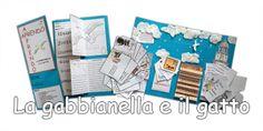 """APRENDO - APPRENDO: Lapbook """"LA GABBIANELLA E IL GATTO"""""""