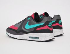 #Nike Air Max Light WR - Grey/Red/Blue #sneakers