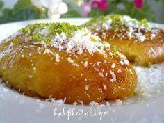 Portakallı Şekerpare Tarifi