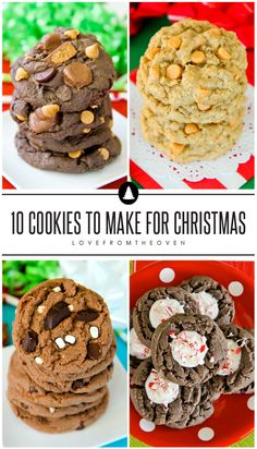 10 amazing christmas cookie recipes