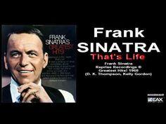 Frank Sinatra / That's Life (1968)