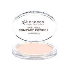Benecos Natural Compact Powder 9g