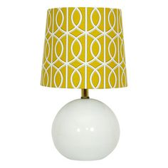 Margot Table Lamp, $328, now featured on Fab.