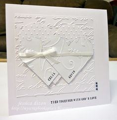 F4A109 TIED TOGETHER WITH GOD'S LOVE by tommygirloz - Cards and Paper Crafts at Splitcoaststampers