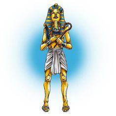 Pharaoh Digi Stamp in Digital images
