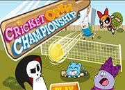 Adventure Time Cricket Open Championship   juegos adventure time - hora de aventuras