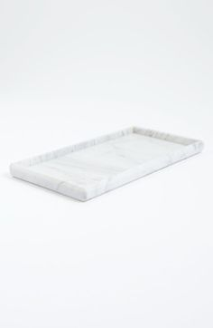 Waterworks Studio 'Luna' White Marble Tray (Online Only) available at #Nordstrom