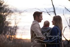 6 month old boy, six month portraits, family of three, outdoor family photos © Dimery Photography 2013