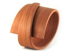 Contemporary Wood Art Jewelry - Gustav Reyes