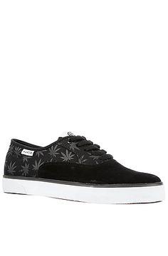 The Mateo Sneaker in Black