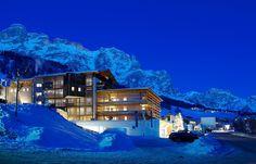 Hotel Mountain Residence Lagaciò Alta Badia San Cassiano