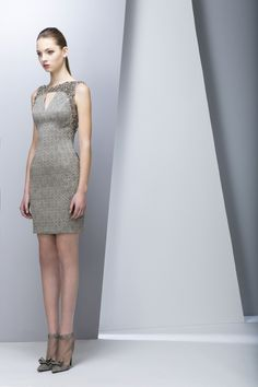 Georges Hobeika | Ready-to-Wear Fall-Winter 15-16 | Look 4