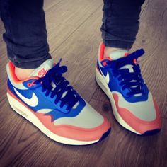 My lovely Nike Airmax 1 fuse sunset