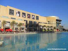 The Dubai Mall - external
