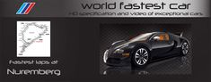 World fastest car | Fastest car illustrations & Specifications - Part 2