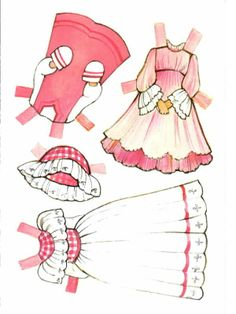 The Ginghams: Becky's Tea Party * 1500 free paper dolls Arielle Gabriel's International Paper Doll Society paper dolls for my  Pinterest pals thanks *