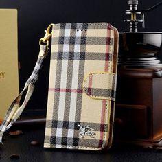 Burberry Iphone 7 Wallet Case
