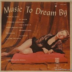 Valentino and his orchestra - Music to Dream by