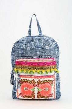 Ecote Embellished Backpack #urbanoutfitters