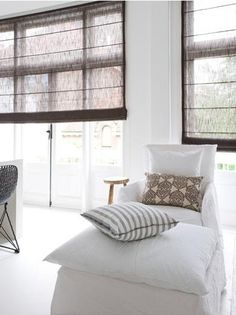 I like these window coverings as a change from the faux wood blinds I've used in the past. Diffused lighting, I like it