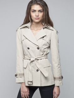 Love this trench coat. #AM30
