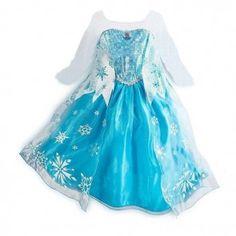 reine des neiges robe elsa bleue 3 ans 100