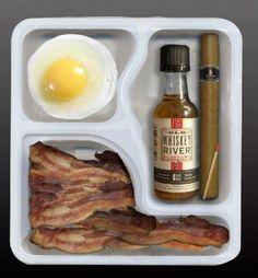 Men's food kit