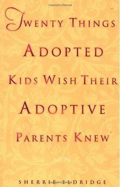 Twenty Things Adopte