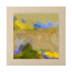 CANVAS ART  Square Framed Print  Abstract Art  30 x 30 by topix, $195.00