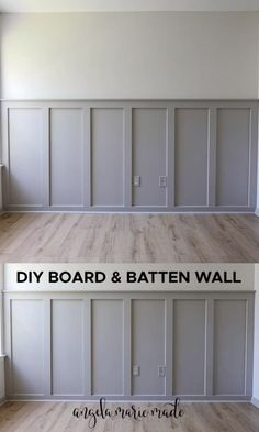 Home Renovation, Home Remodeling, Bathroom Renovations, Board And Batten, Simple Diy, Easy Diy, Diy Home Improvement, Home Projects, Diy Home Decor