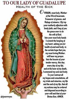 Is Depression A Chronic Illness Prayers To Mary, Novena Prayers, Bible Prayers, Catholic Prayers, Prayer Scriptures, Faith Prayer, Prayer Book, Spiritual Prayers, Prayers For Healing