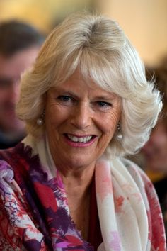 The Duchess of Cornwall - 11th December 2014