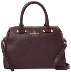 Kate Spade New York Women's Charles Street Mini Satchel #handbags